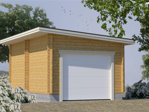 Garage och Carport